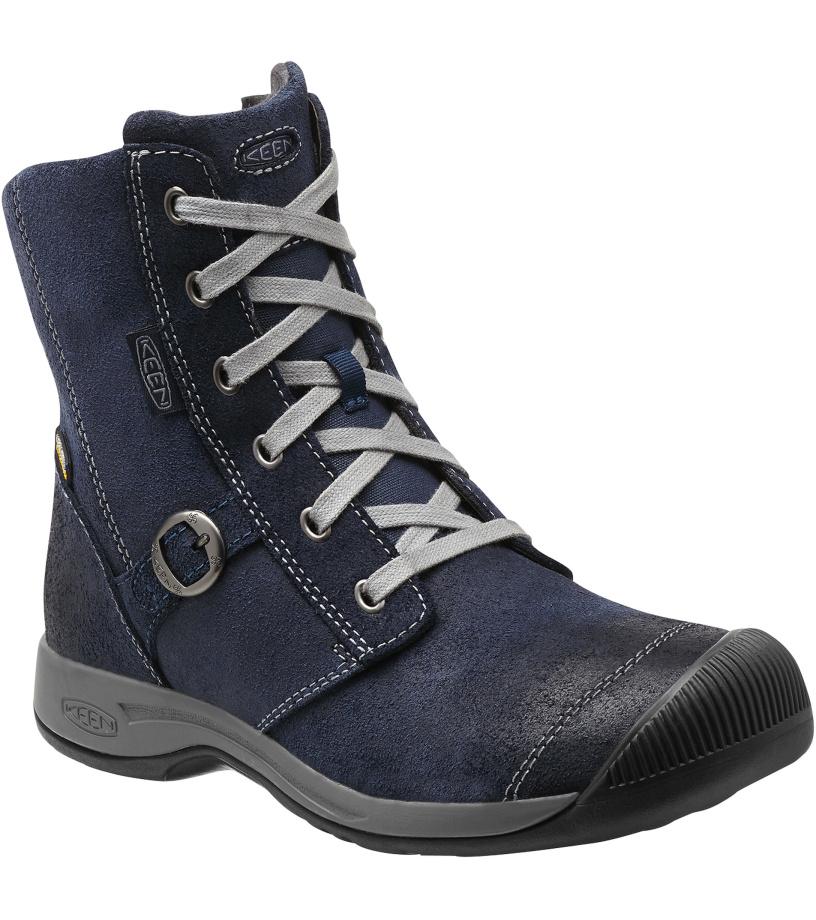 KEEN REISEN ZIP WP W Dámské boty KEN1212094602 dress blues 5(38)