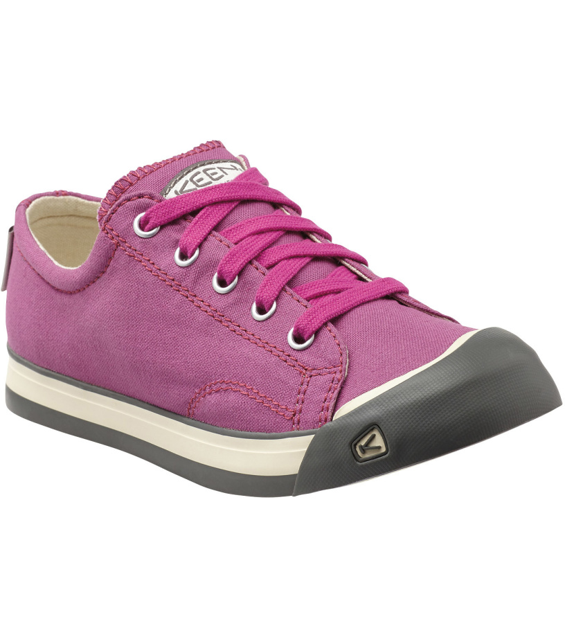 KEEN Coronado Lace K Dětské boty KEN1213080002 dahlia mauve/gargoyle 8,5(42)