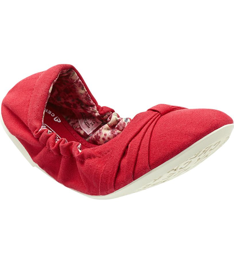 KEEN Cortona Bow CVS W Dámské boty KEN1213080305 ribbon red floral 4,5(37,5)