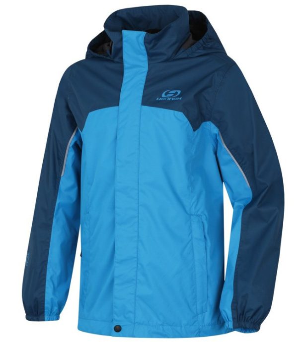 HANNAH Peeta JR Dětská bunda 118HH0115HJ03 Methyl blue/moroccan blue