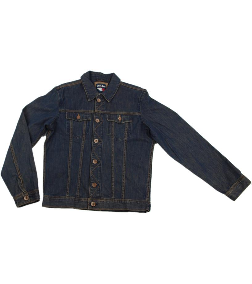 EXE JEANS Pánská Jeans bunda EXP05120 M