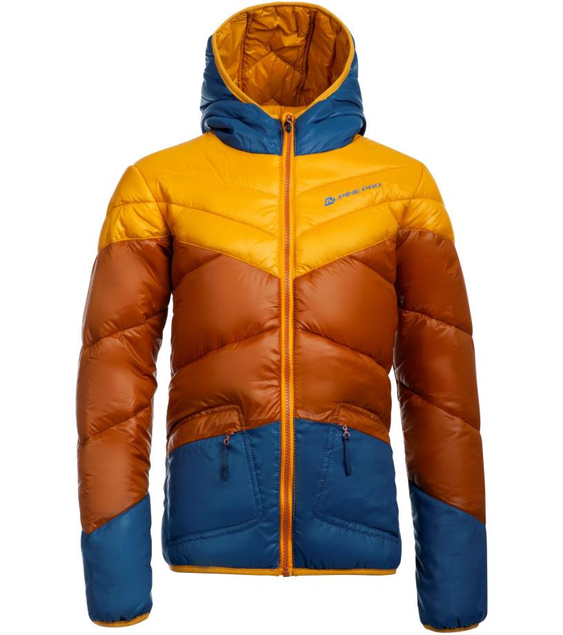 ALPINE PRO SOPHIO 2 Dětská zimní bunda KJCM104672 Vintage indigo