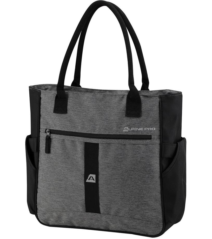 ALPINE PRO MISSOURI WM Dámská taška LBGM007779 tmavě šedá
