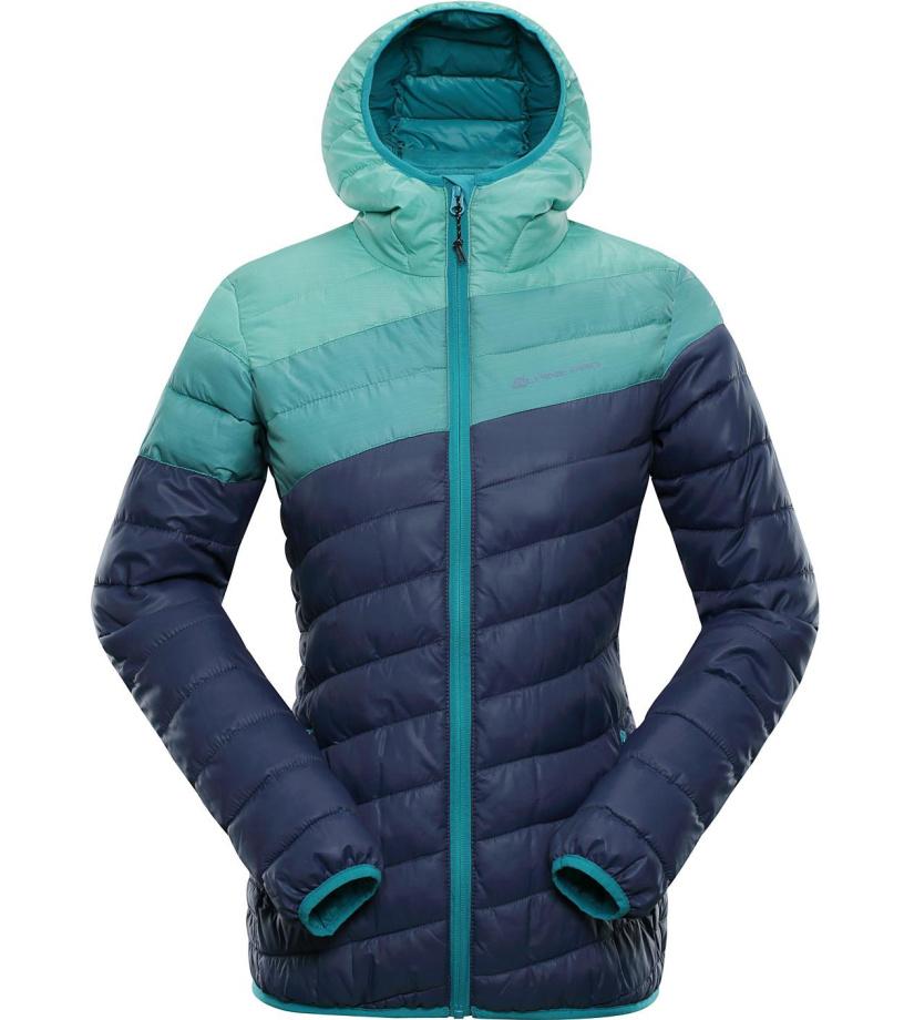 bf5f9b522cf ALPINE PRO BARROKA 2 Dámská zimní bunda LJCM183672 Vintage indigo XL