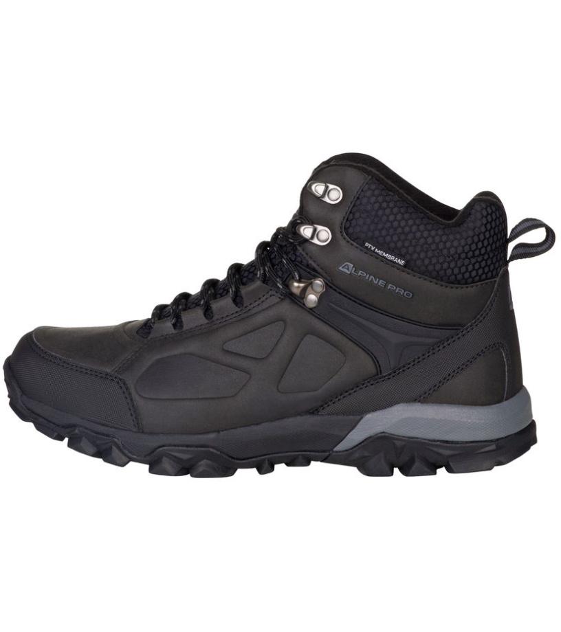 ALPINE PRO BABBL Uni outdoorová obuv UBTM173990 černá