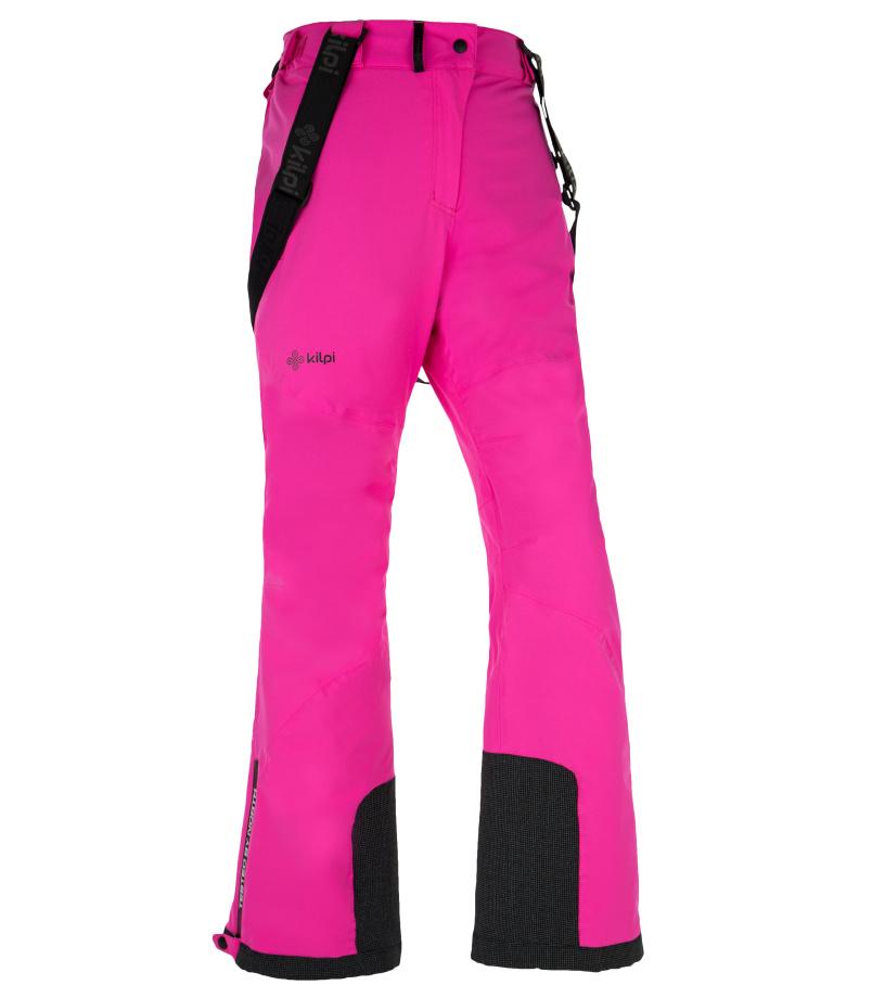 KILPI Dámské lyžařské kalhoty EUROPA-W FL0010KIPNK Růžová 44