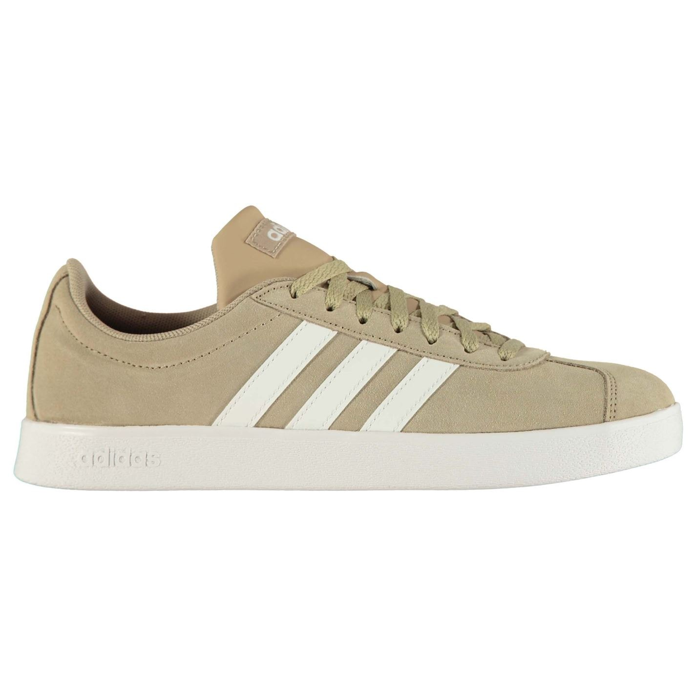 Adidas VL Court 2 Suede Pánská obuv 16303804 9 (43.3)