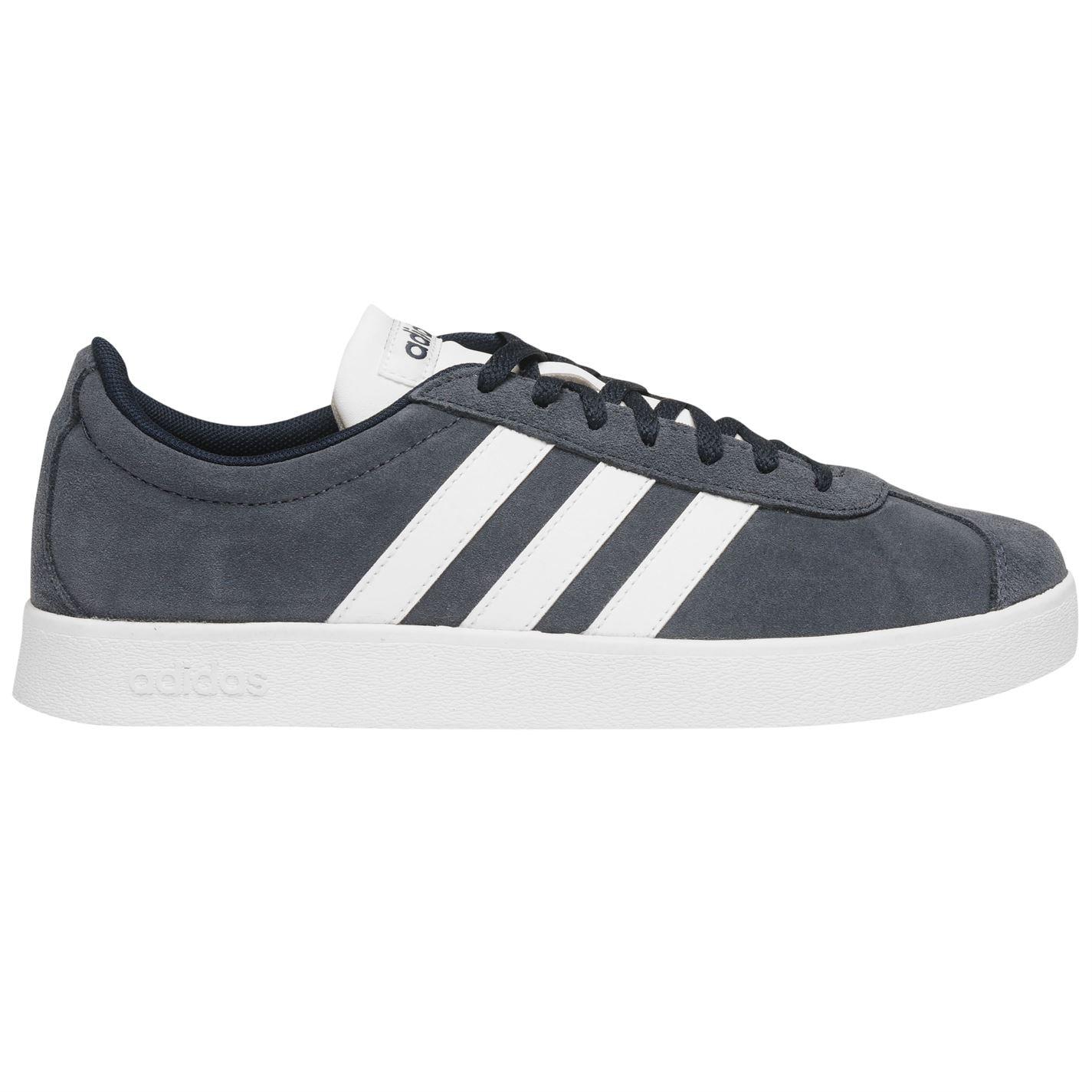 Adidas VL Court 2 Suede Pánská obuv 16303822 9 (43.3)