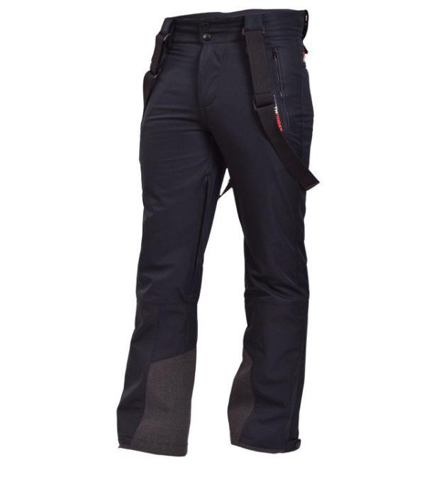 NORTHFINDER CYRUS Pánské kalhoty NO-3241SNW269 černá XL