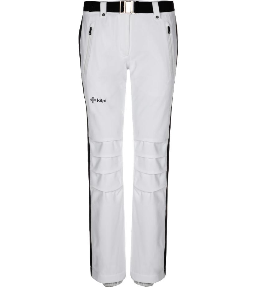 KILPI Dámské lyžařské kalhoty HANZO-W LL0039KIWHT Bílá 36S