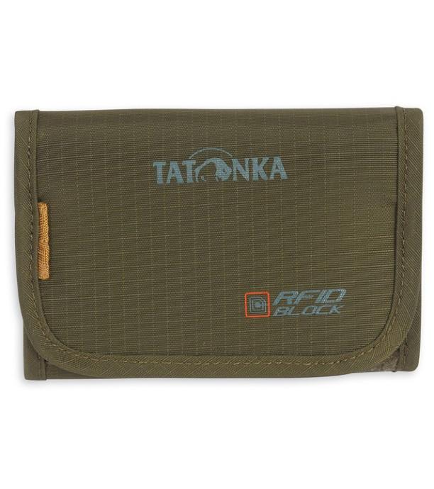 Tatonka Folder RFID B peněženka TAT2105112202 olive