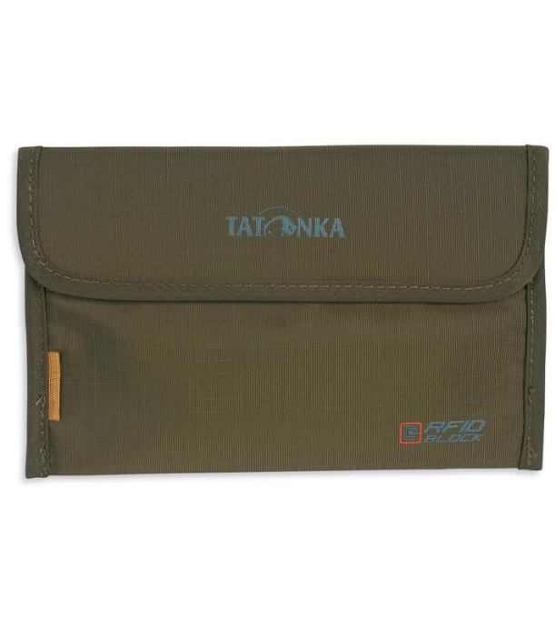 Tatonka Travel Folder RFID B peněženka TAT2106094303 olive