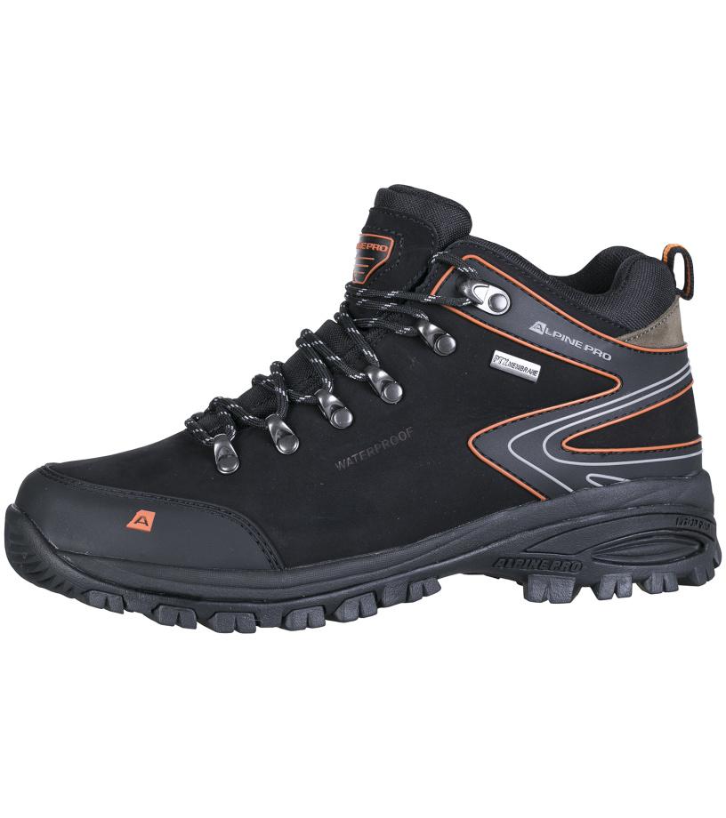 ALPINE PRO WINDIGO 2 Uni outdoorová obuv UBTF021990 černá 36