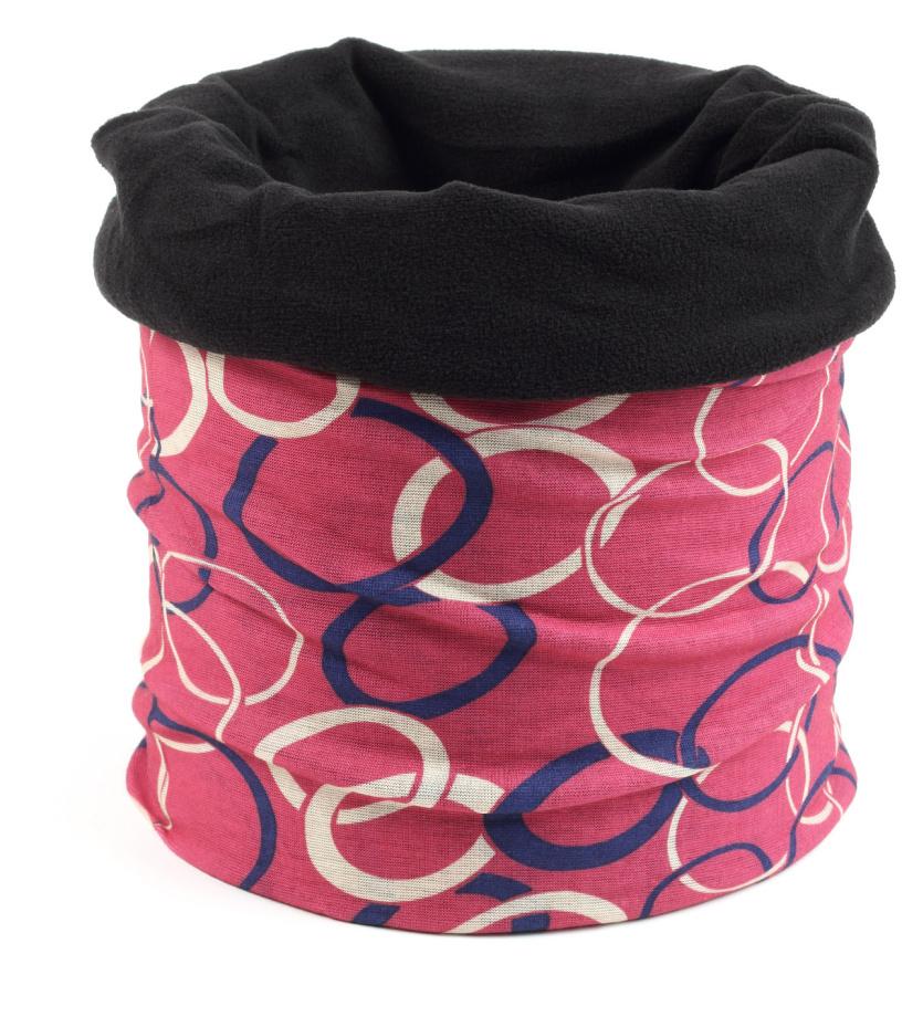 Finmark Multifunkční zateplený šátek FSW-709 UNI