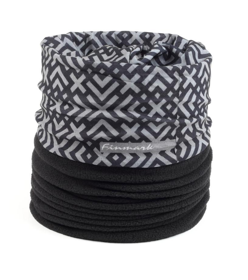 Finmark Multifunkční zateplený šátek FSW-726 UNI