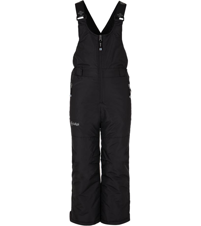 KILPI Chlapecké lyžařské kalhoty DARYL-JB HJ0012KIBLK Černá 134