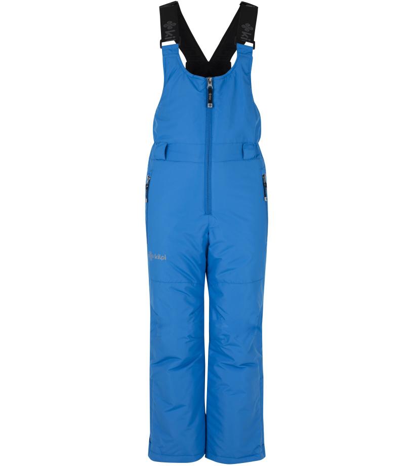 KILPI Chlapecké lyžařské kalhoty DARYL-JB HJ0012KIBLU Modrá 134