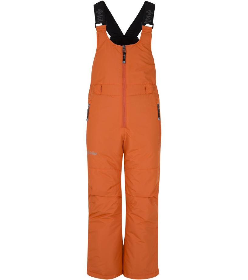 KILPI Chlapecké lyžařské kalhoty DARYL-JB HJ0012KIORN Oranžová 134