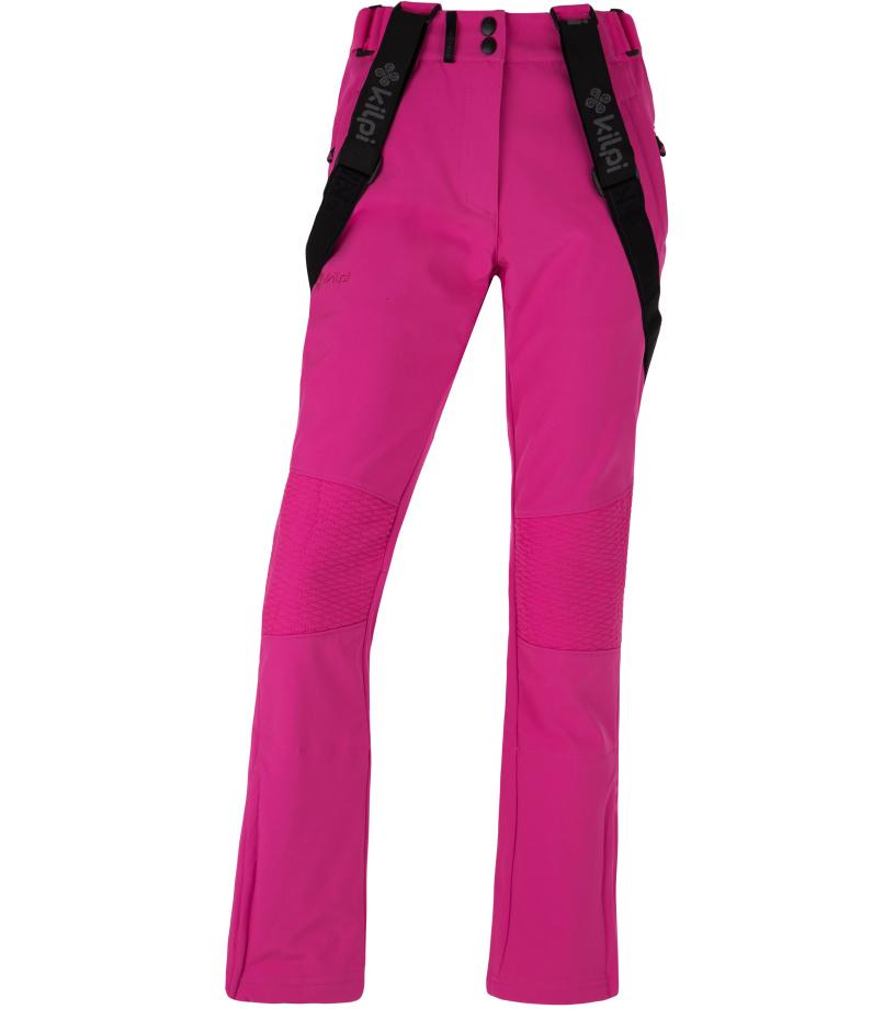 KILPI Dámské softshellové lyžařské kalhoty DIONE-W HL0013KIPNK Růžová 34