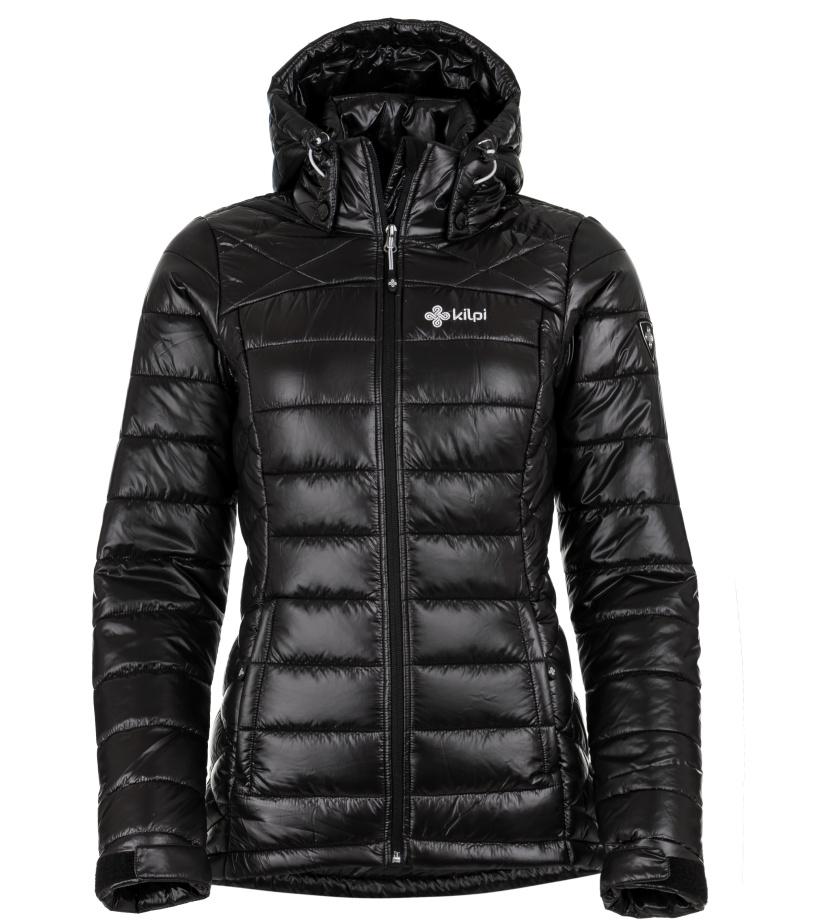 KILPI Dámská zimní bunda GIRONA-W HL0043KIBLK Černá