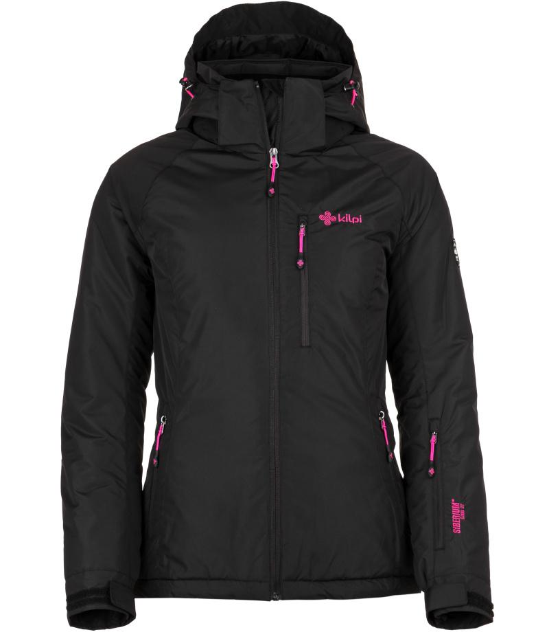 KILPI Dámská lyžařská bunda CHIP-W HL0084KIBLK Černá 38