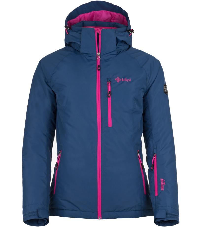 KILPI Dámská lyžařská bunda CHIP-W HL0084KIDBL Tmavě modrá