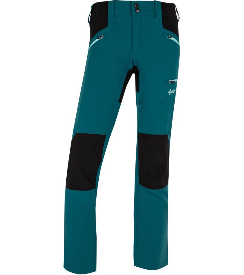 KILPI Dámské outdoorové kalhoty TIDE-W HL0107KIBLU Modrá