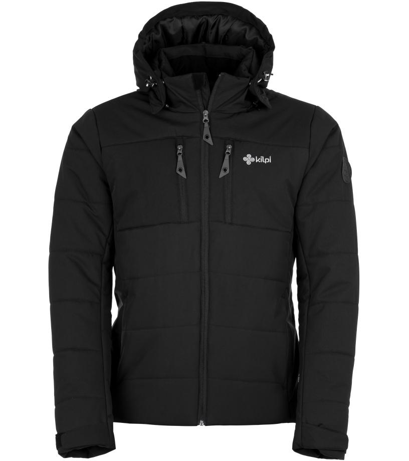 KILPI Pánská zimní bunda TORRES-M HM0055KIBLK Černá XL