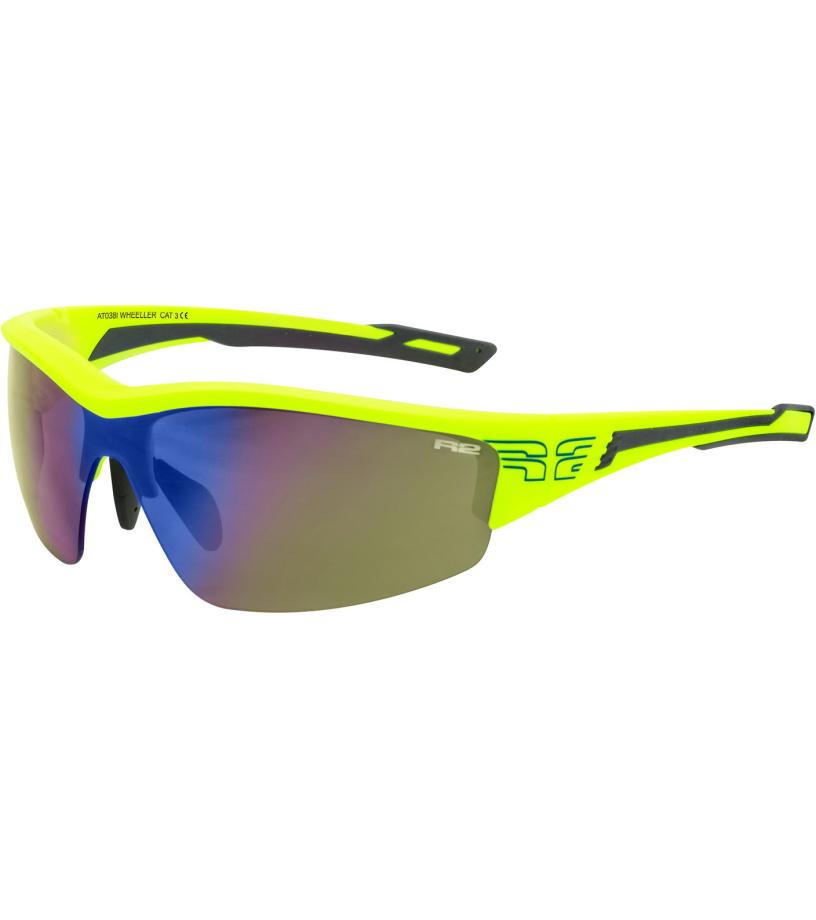 R2 WHEELLER Sportovní sluneční brýle AT038I