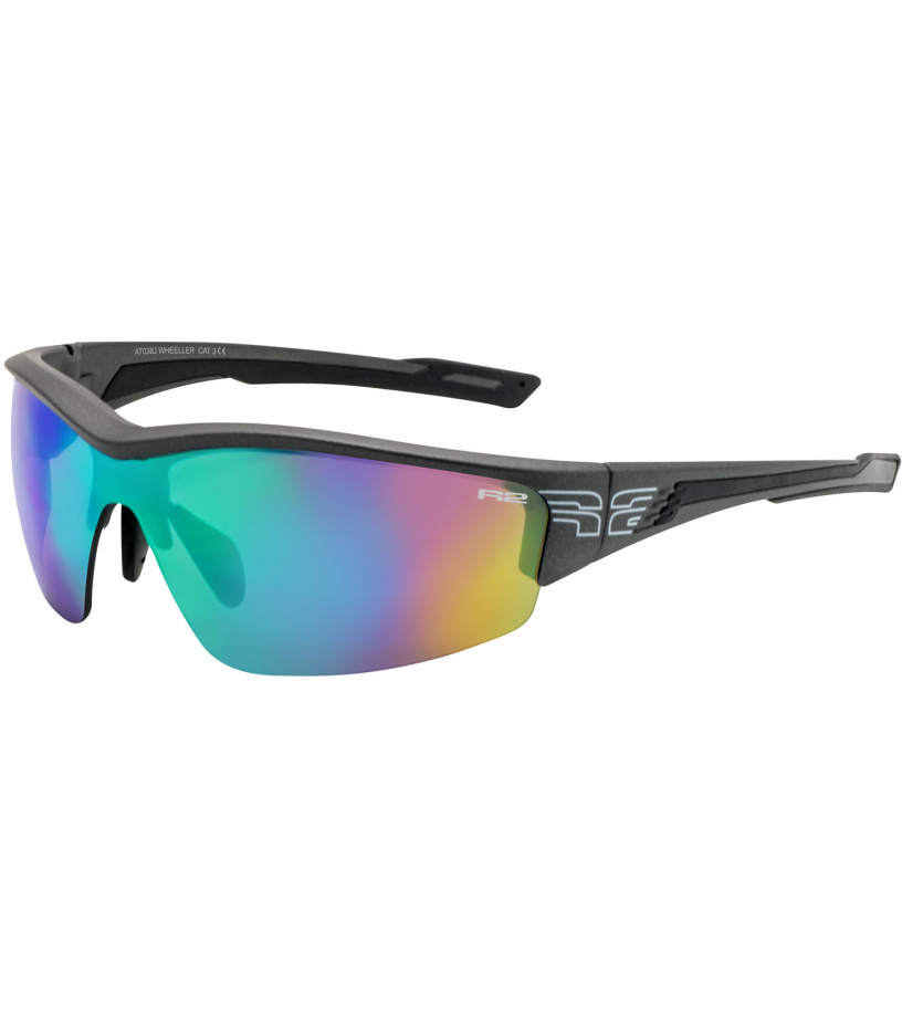 R2 WHEELLER Sportovní sluneční brýle AT038J