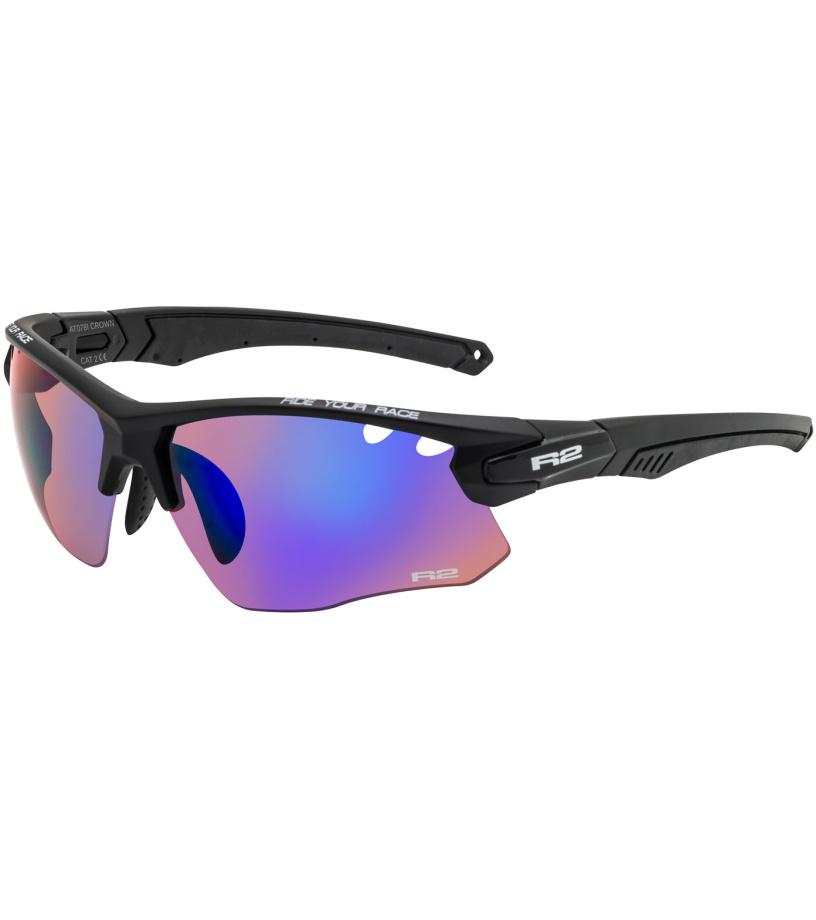 R2 CROWN Sportovní sluneční brýle AT078I