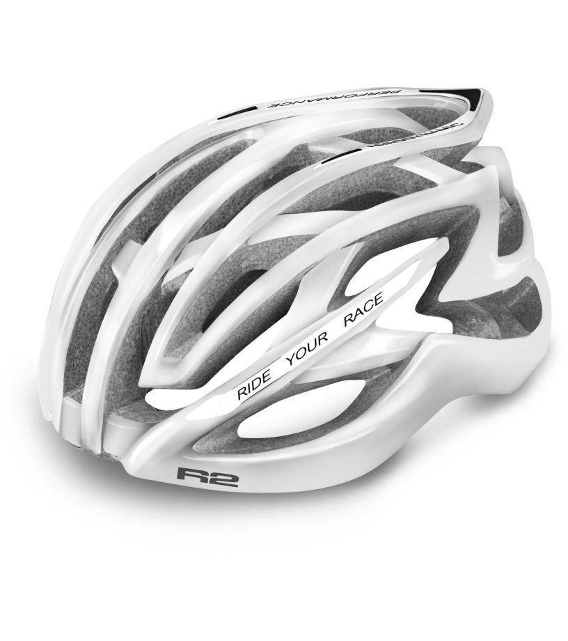 R2 EVOLUTION Cyklistická helma ATH12D M