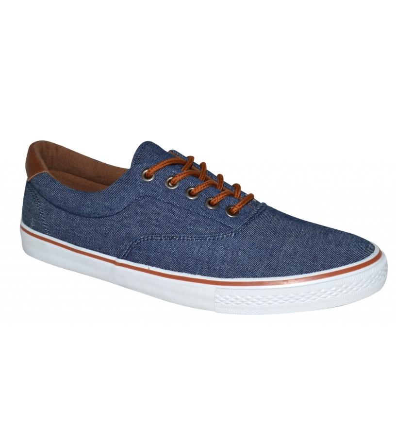 LOAP SIMEONE Pánská sportovní obuv MSM1750L36A modrá