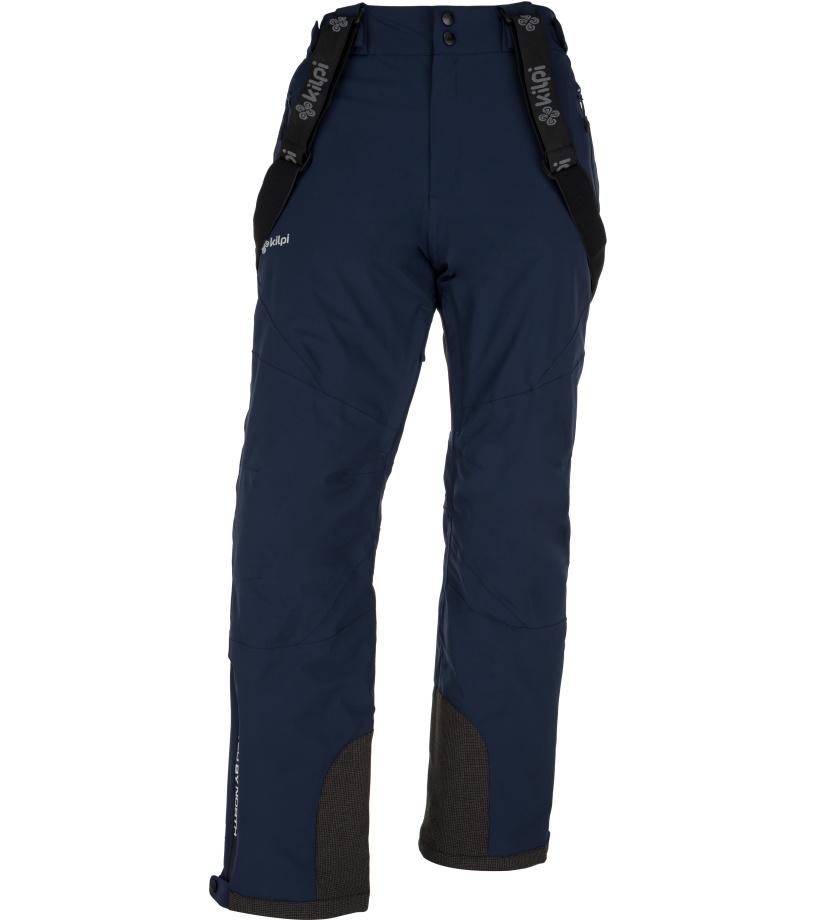KILPI Pánské lyžařské kalhoty METHONE-M JM0012KIDBL Tmavě modrá XL