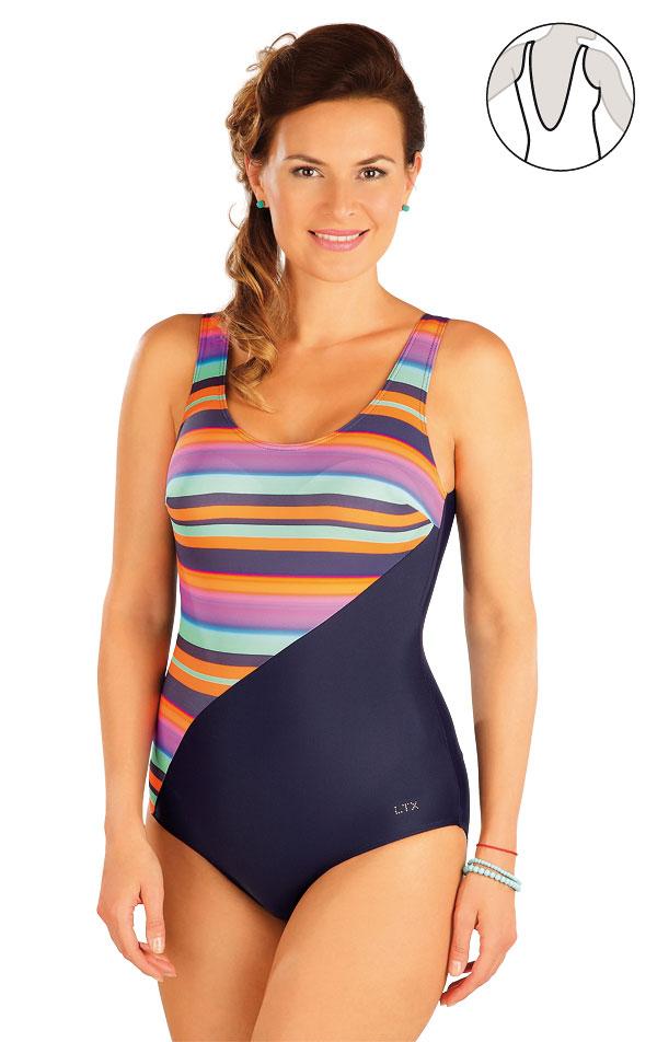 LITEX Jednodílné plavky s košíčky 57228 38