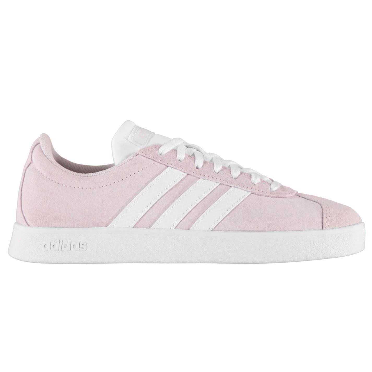 Adidas VL Court Suede Dámská obuv 27029606 5 (38)