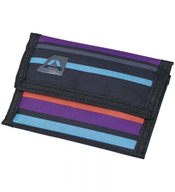 ALPINE PRO KUALA Peněženka UBGF018990PA černá UNI