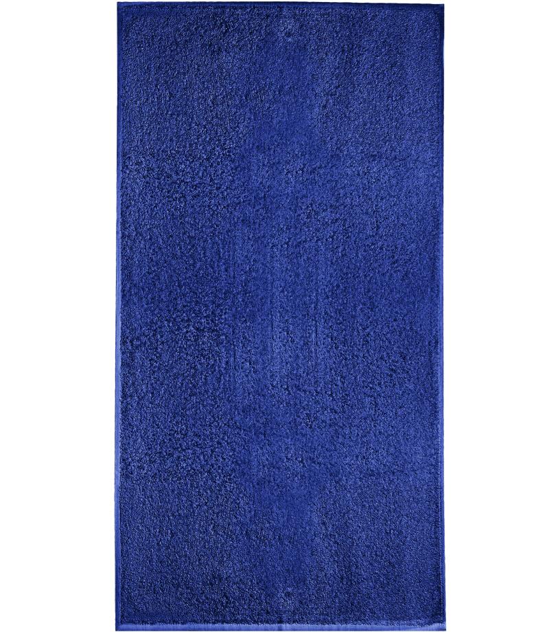 ADLER Terry Bath Towel 70x140 Osuška 90905 královská modrá 70x140