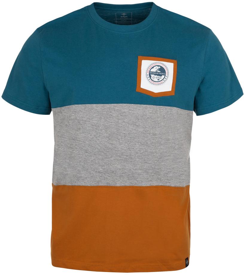 KILPI Pánské triko TRICOL-M GM0163KIBLU Modrá