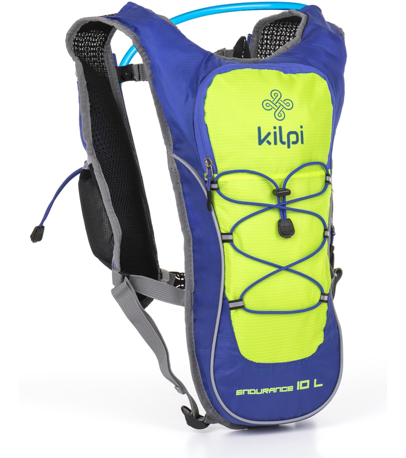 KILPI Běžecký/cyklo batoh 10L ENDURANCE GU0104KIBLU Modrá