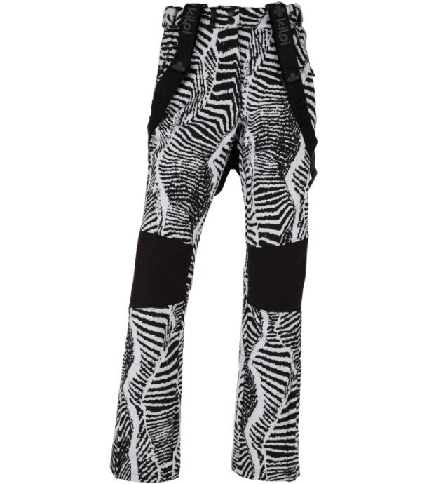 KILPI Dámské softshellové lyžařské kalhoty ELEGRA-W HL0135KIBLK Černá 34