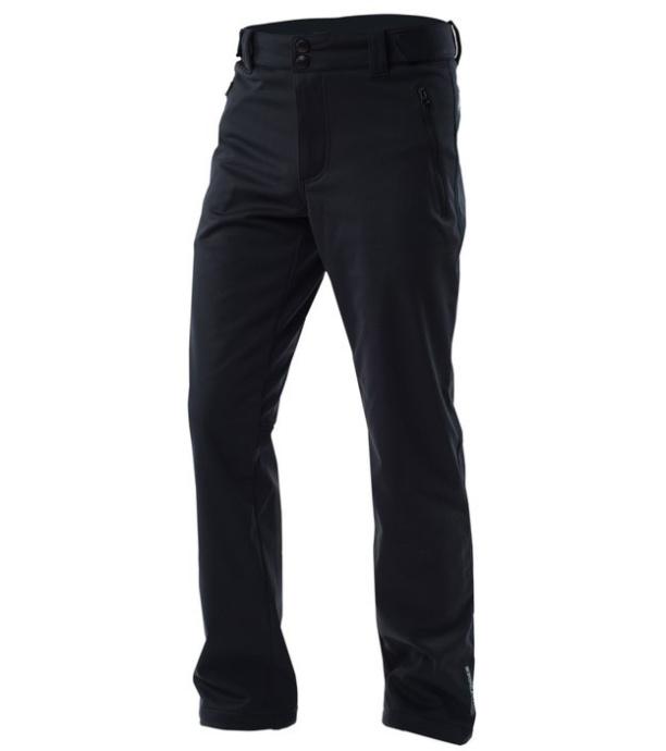 NORTHFINDER GILBERT Pánské softshellové kalhoty NO-3282OR269 černá XXL