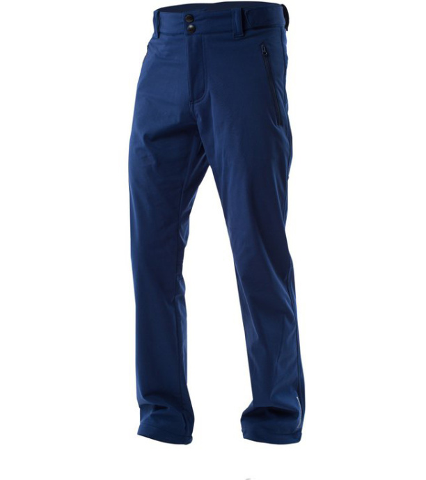 NORTHFINDER GILBERT Pánské softshellové kalhoty NO-3282OR346 námořní XL