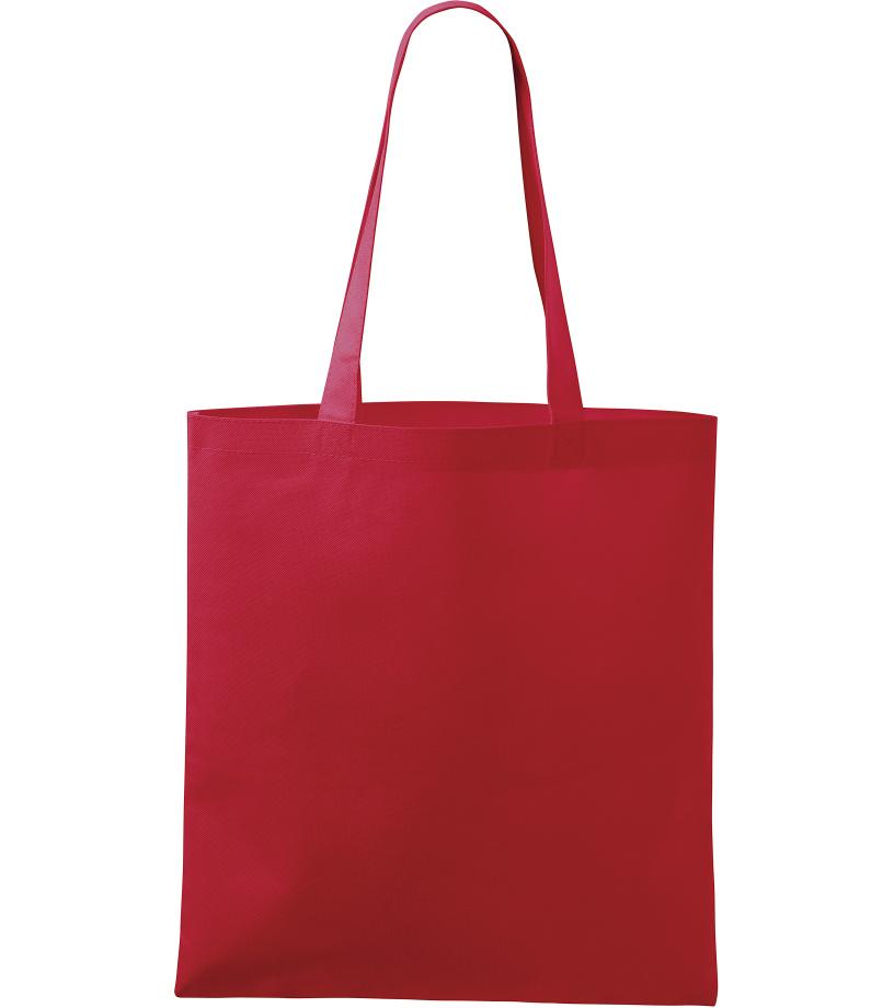 Piccolio Bloom Nákupní taška P9107 červená UNI