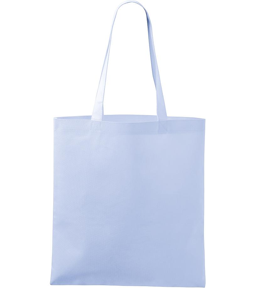 Piccolio Bloom Nákupní taška P9115 nebesky modrá