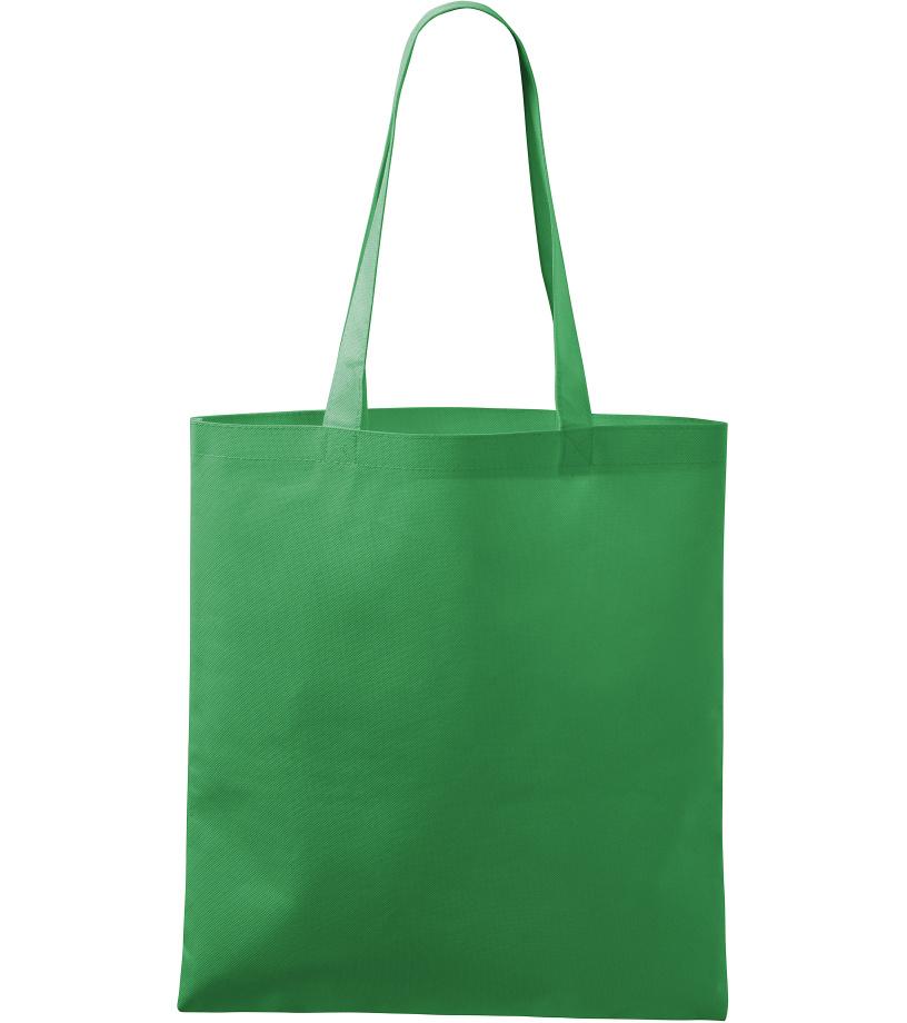 Piccolio Bloom Nákupní taška P9116 středně zelená UNI