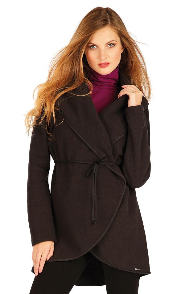 LITEX Fleecový kabátek dámský 60521901 černá L