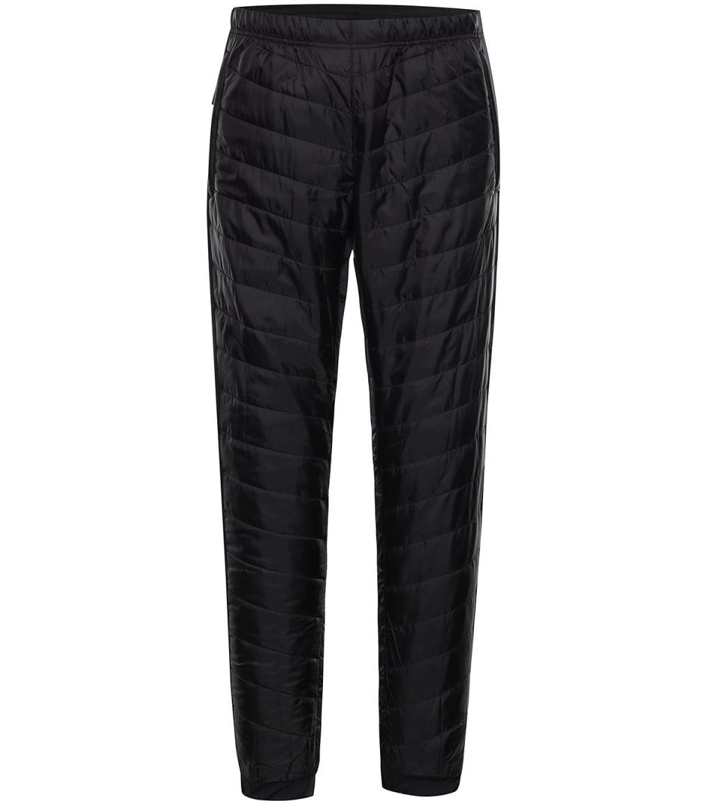 ALPINE PRO JERK Pánské kalhoty MPAP377990 černá XS