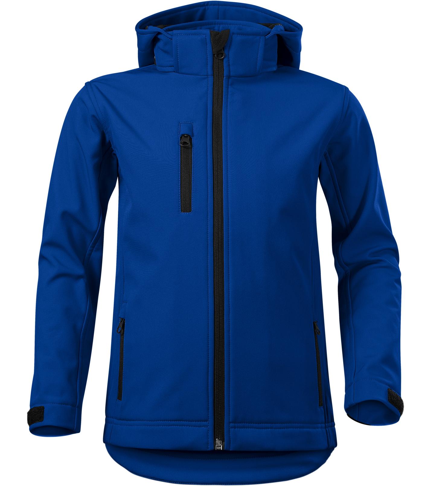 Malfini Performance Dětská softshellová bunda 53505 královská modrá 134