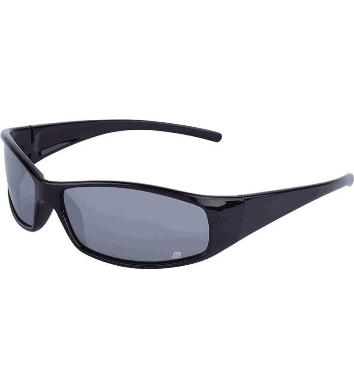 ALPINE PRO Dětské brýle KGSA002990 černá